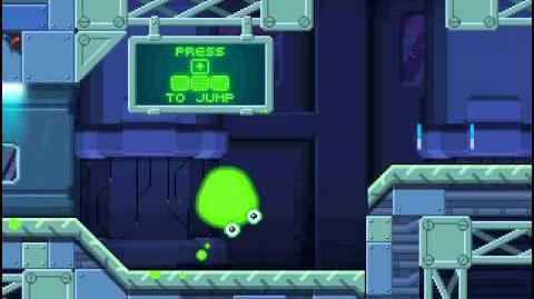 Slime Laboratory 2 level 1