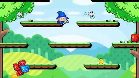 Drop Wizard (browser version) Level 2