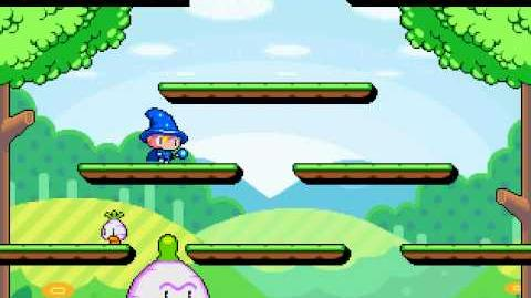 Drop Wizard (browser version) Level 6