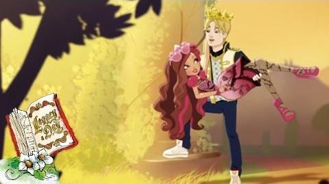 Apple's Tale The Story of a Royal Ever After High™
