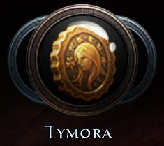 Tymora symbol