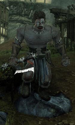 Orc Spellscarred Drudge
