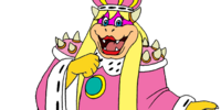 Queen Peach (Ex-Earth)