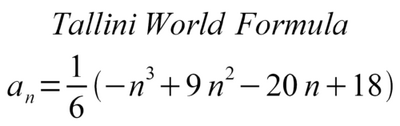 Tallini-world-formula