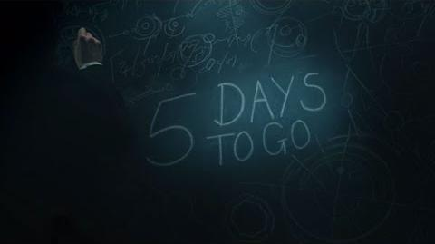 5 Days to Go - Doctor Who Series 8 Teaser Trailer - BBC One