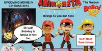 Animonsta stand