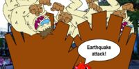 Earthquake Attack