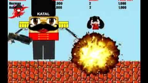 Super Herman Bros. game (Jewelpet Candado)