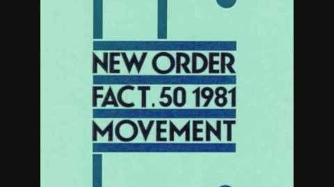 New Order - Dreams Never End