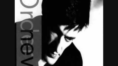 New Order - Face Up