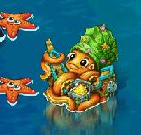 Octopus reward