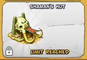 Shamans hut