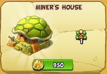 Miners house