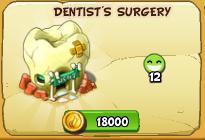 Dentist's surgery 2017