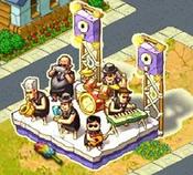 Music band rewardV