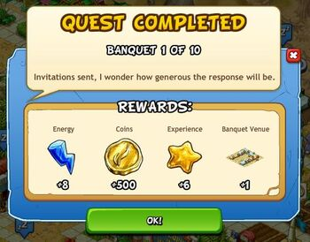 Banquet Quest Set