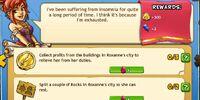 Roxanne's Insomnia Quest Set