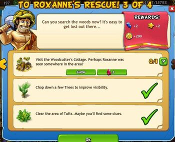 To Roxanne's Rescue! 3 of 4