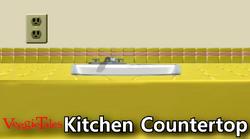 Kitchen Counterdrop