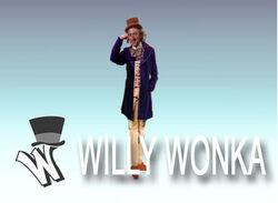 Willy wonka SBL intro