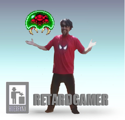 RetardGamer Character Stand
