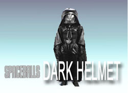 Dark Helmet SBL intro