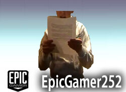 EpicGamer252 Character Stand