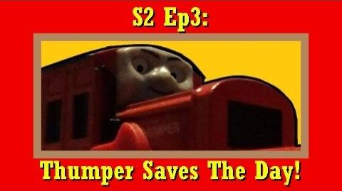 Sodor's Tales S2 Ep3 Thumper Saves The Day!