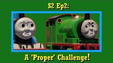 Sodor's Tales S2 Ep2 A Proper Challenge!
