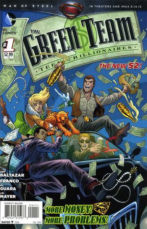 Green Team Teen Trillionaires 1