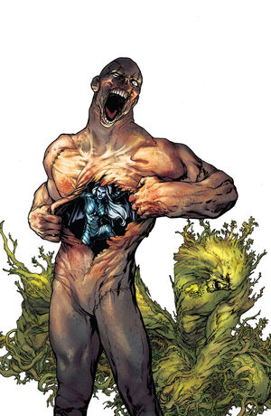 Swamp Thing 23.1 Textless