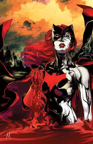Batwoman 19 Textless