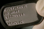 Eddie Dog Tag