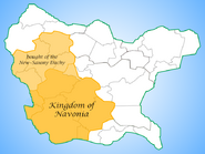 Navonian Kingdom under Roderick I