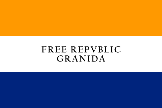 File:Flag of the Free Republic of Granida.png