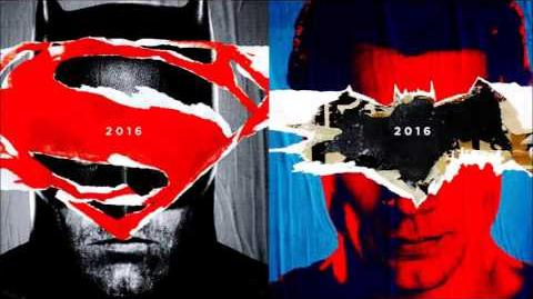 Batman V Superman - Dawn of Justice OST-11 Is She With You?