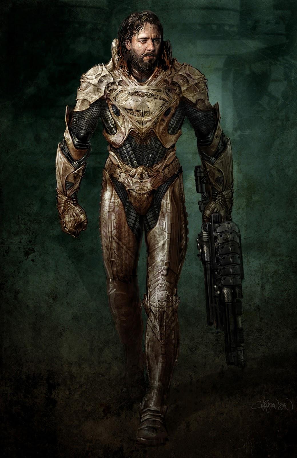 Jor Els Battle Armor DC Comics Extended Universe Wiki