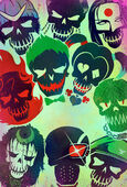 Textless Suicide Squad Teaser Poster