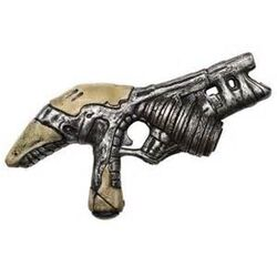 Kryptonian Pistol