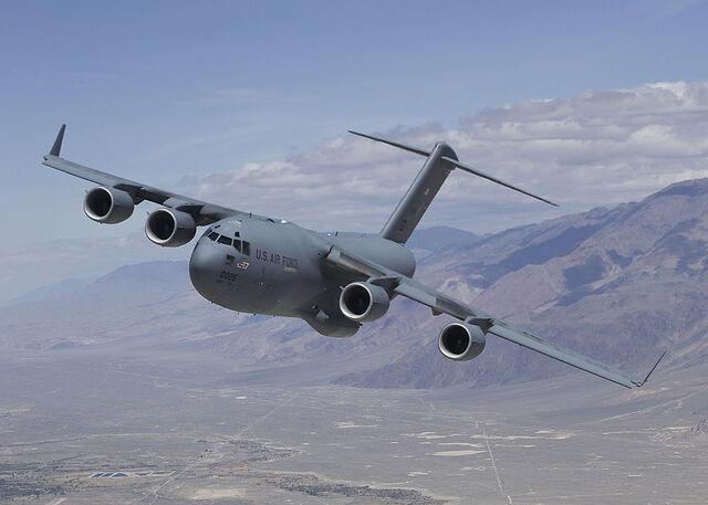 File:C-17 test sortie.jpg