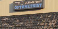 Dr Homer Ferret Optometrist