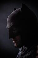 Batfleck's buttchin