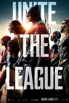 UniteTheLeague Poster