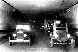Dyketunnel