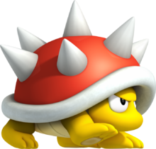 File:Spiny, New Super Mario Bros. 2.png