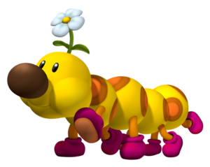 File:Wiggler, Mario Party DS.png