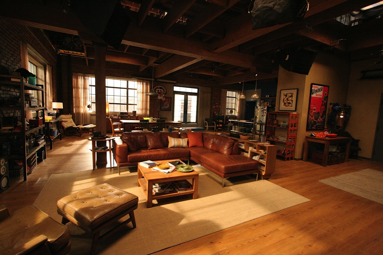 Loft new girl wiki fandom powered by wikia for Gossip girl apartment floor plans