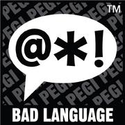 PEGI bad language