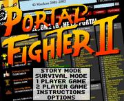 Portal Fighter II