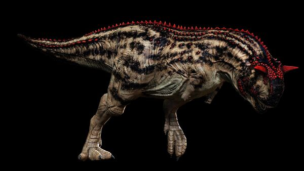Blood Horn Carnotaurus
